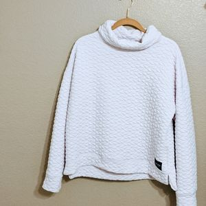 Calvin Klein Quilted Performance Knit Sz L